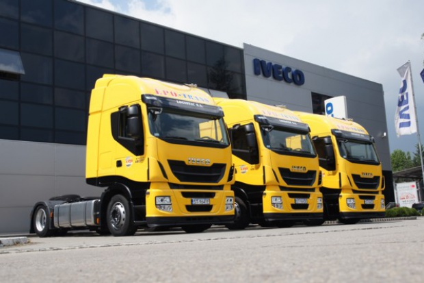 Stralis Hi-Way dla Epo-Trans Logistics