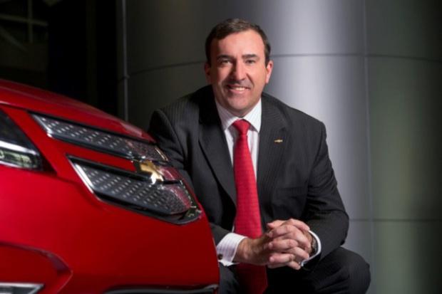 Alan Batey globalnym szefem Chevroleta