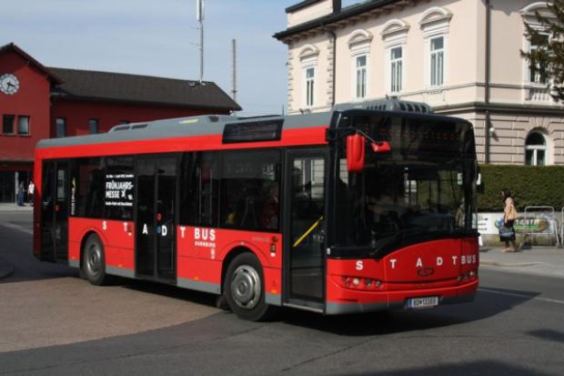 Austriacki ÖBB Postbus ponownie wybiera autobusy Solaris