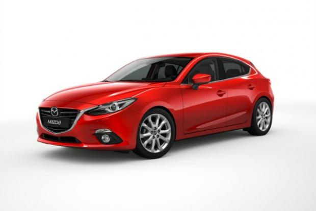 Mazda i jej nowy bestseller