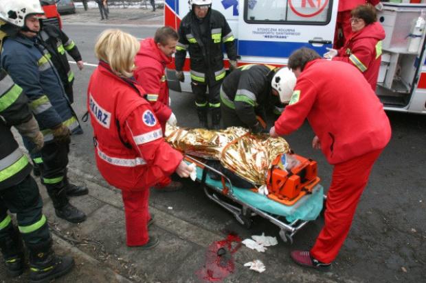 Minister transportu: mniej wypadków i zabitych na drogach