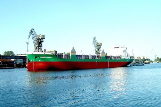 Stocznia Crist negocjuje kontrakty o wartości 700 mln euro
