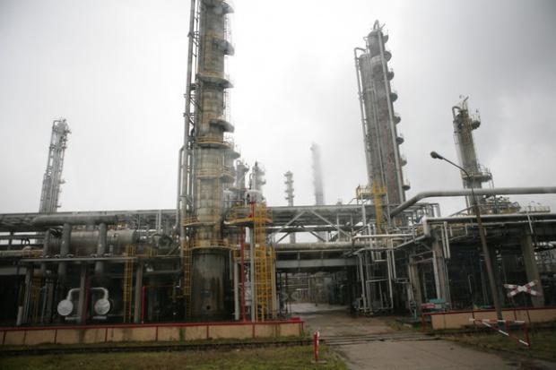 Dostawy rosyjskiej ropy do Europy na 10-letnim minimum