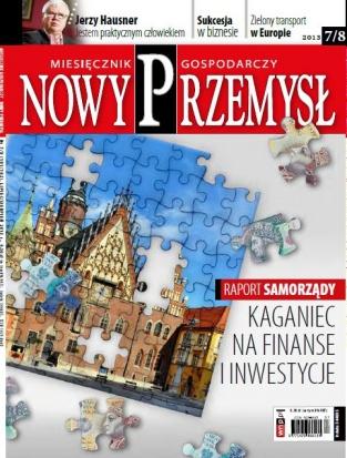 Nowy Przemysł 07-08/2013