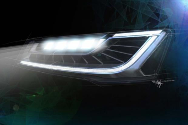 Audi wprowadza światła Matrix