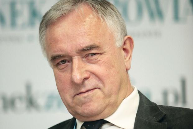 Bogdan Wyżnikiewicz, wiceprezes Instytutu Badań nad Gospodarką Rynkową