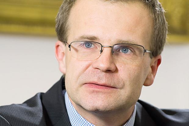 Ludwik Kotecki, główny ekonomista Ministerstwa Finansów