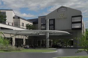 Mirbud wróci na budowę hotelu Double Tree by Hilton