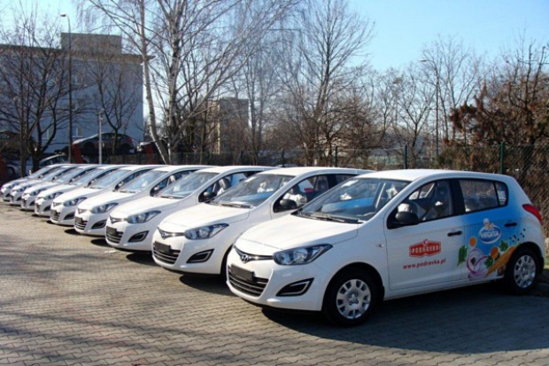 PGD Flota dostarczyła samochody dla Podravki