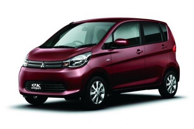 Minisamochody Mitsubishi tylko dla Japończyków?