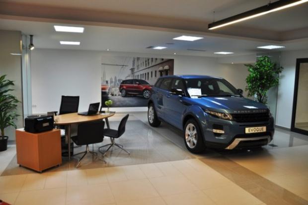 Nowy salon Jaguar Land Rover w Nowym Sączu