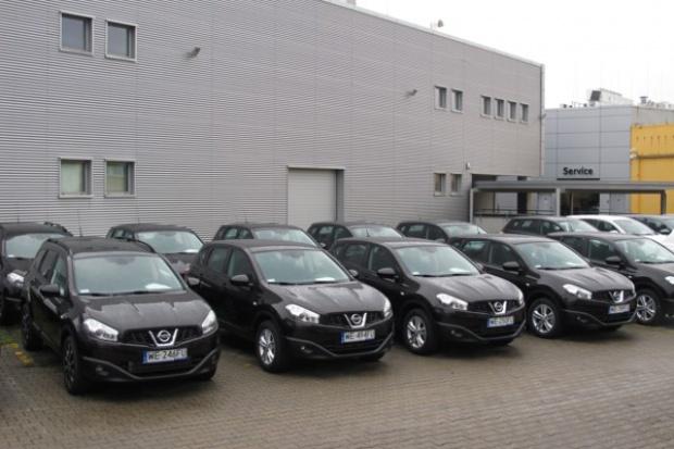 Ważny kontrakt flotowy Nissana