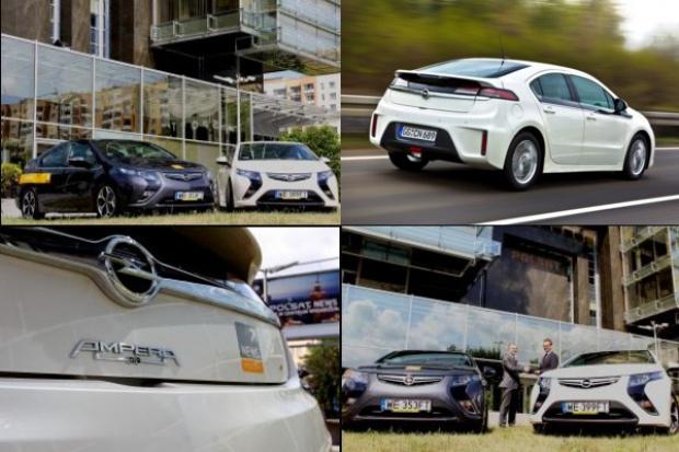 Opel przekazuje Polsatowi dwie ampery