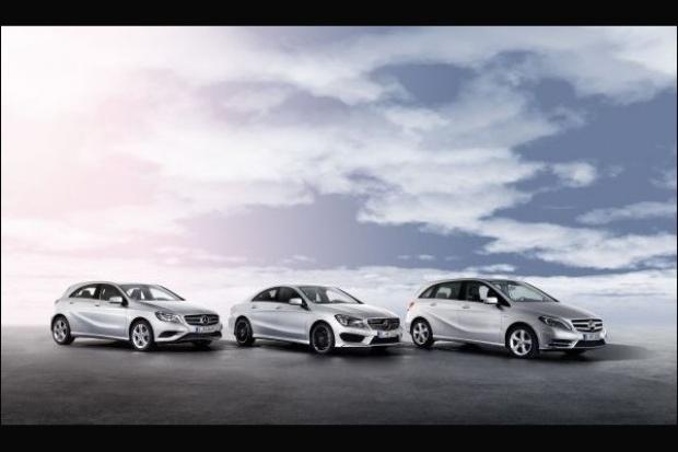 Nowe silniki dla niektórych modeli Mercedesa
