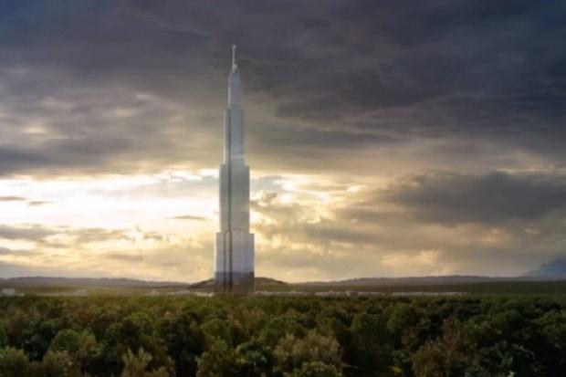 Ruszyły ostatnie przygotowania do budowy najwyższego wieżowca świata