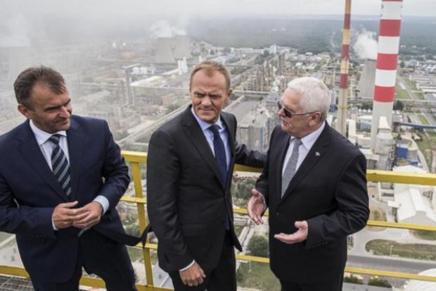Premier w Puławach: inwestycje lekarstwem na zagrożenia kryzysowe