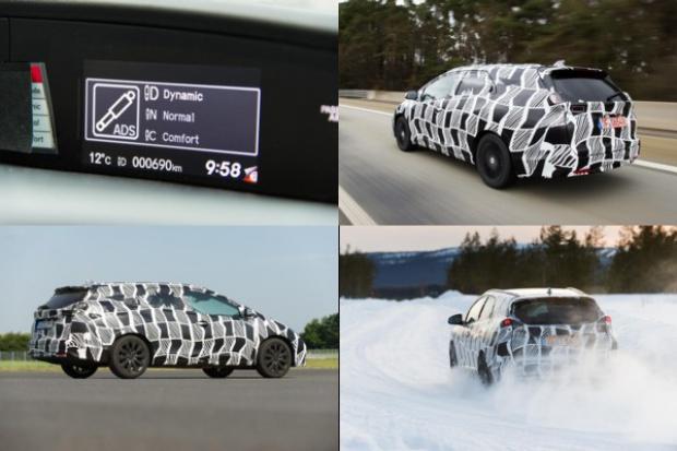 Honda wprowadza nowy system amortyzatorów adaptacyjnych