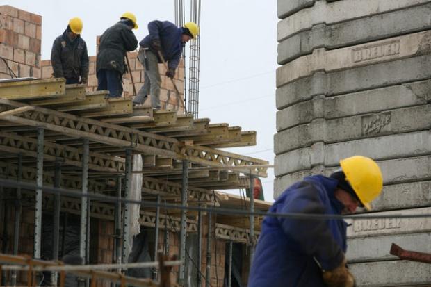 Eurofer: Trend spadkowy w budownictwie będzie wyhamowywał