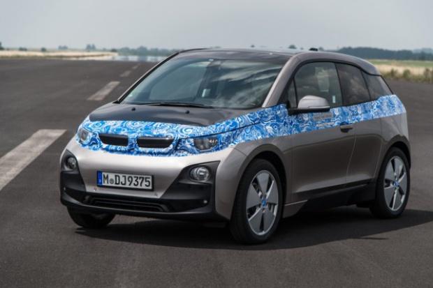 140 tys.zł za elektryczne BMW