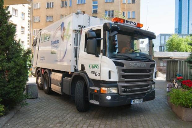 Scania na CNG dla MPO Warszawa