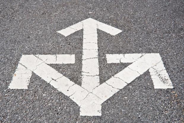 Lotos wyprodukował asfalt z dodatkiem gumy