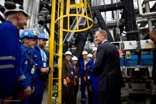 Kopalnia w Lubiatowie otwarta. Premier: Polska bezpieczniejsza w gazie i ropie