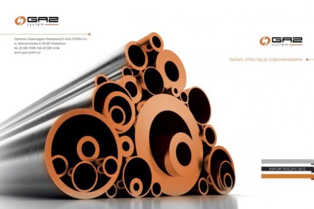 Zintegrowany raport roczny GAZ-SYSTEM S.A. za 2012 rok