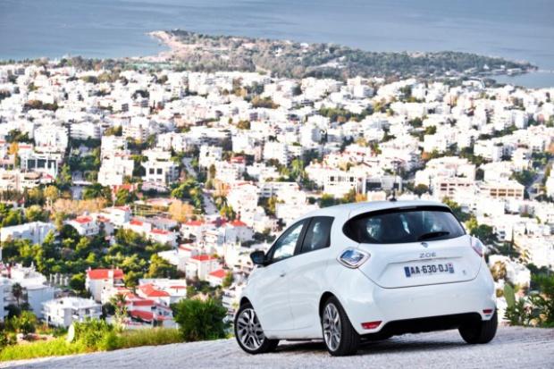 Podsumowano największy francuski eksperyment z e-samochodami