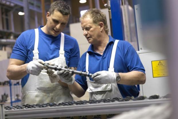 Nowa inwestycja ThyssenKrupp w Chemnitz