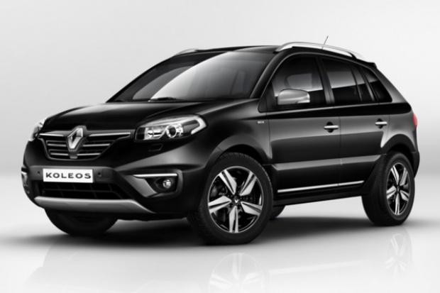 Renault odświeżyło model Koleos