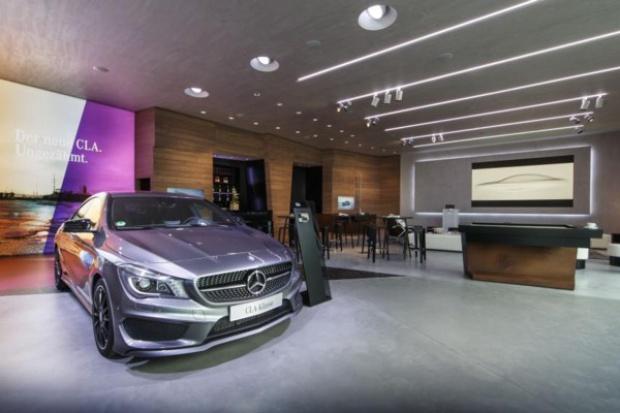 Mercedes: zmiana strategii sprzedaży i marketingu