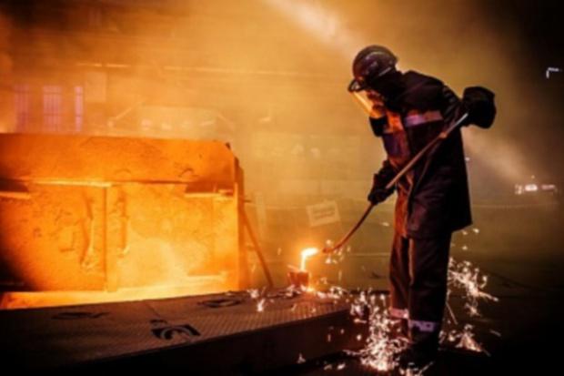 Evraz zawiesza produkcję blach we Włoszech