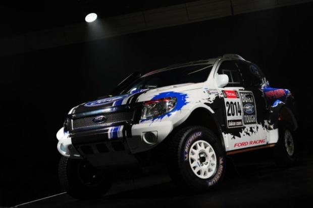Ford szykuje się na Dakar