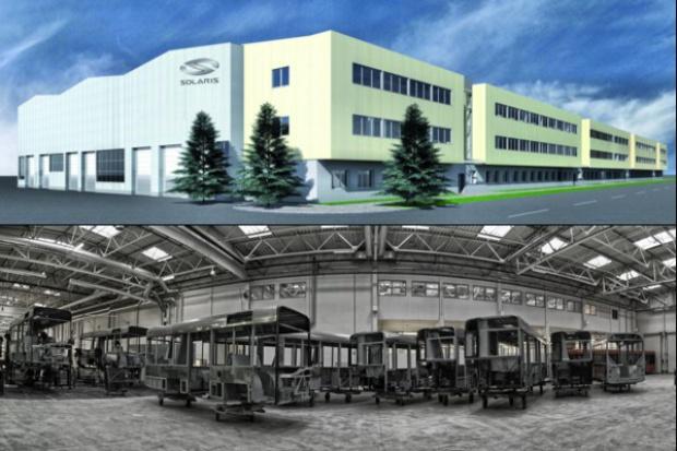 Solaris rozbudowuje fabrykę w Środzie Wielkopolskiej