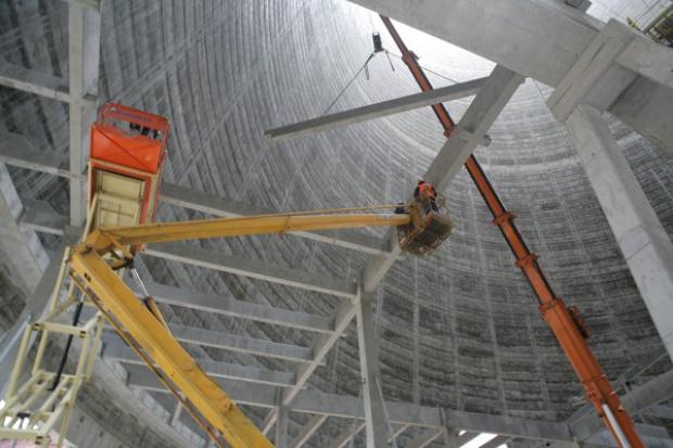 Budowa bloku 1075 MW w Kozienicach zgodnie z harmonogramem