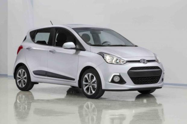 Tak wygląda nowy Hyundai i10