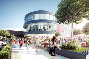Realizacja Centrum Handlowego Makrum zamrożona