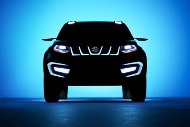 Wkrótce nowy SUV od Suzuki