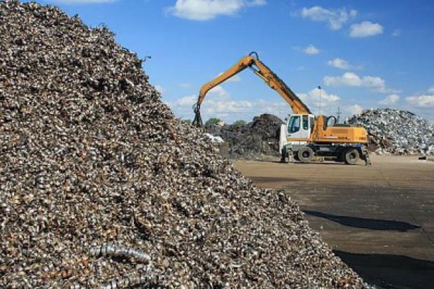W Szczecinie rozpoczęto budowę portowego terminalu złomu nierdzewnego