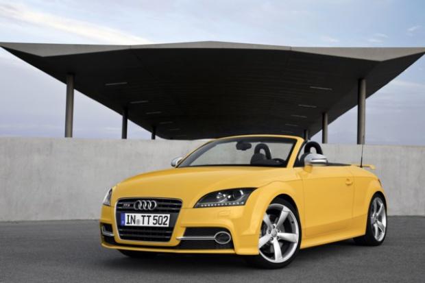 "Pół miliona ""tetetek"" od Audi"