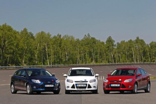 Ford Focus 1.0 EcoBoost: mniej niż 100 g CO2/km