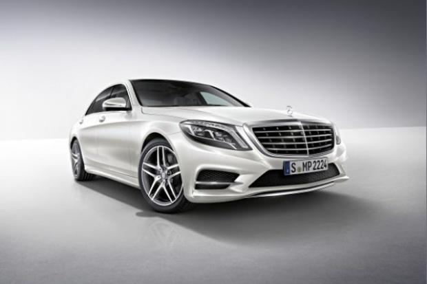 Mercedes-Benz z 20% wzrostem sprzedaży
