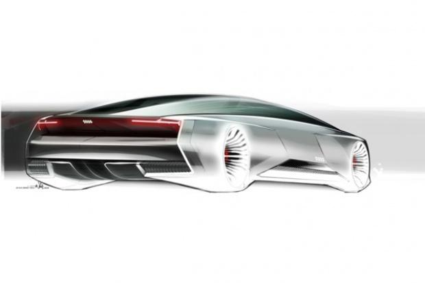 Audi stworzyło pojazd rodem z science fiction