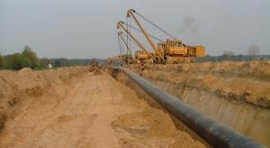 Środki UE przesunięte z budowy ropociągu Brody-Płock na gazociągi