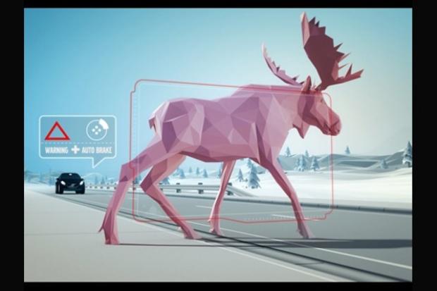 Volvo prezentuje technologie bezpieczeństwa przyszłości