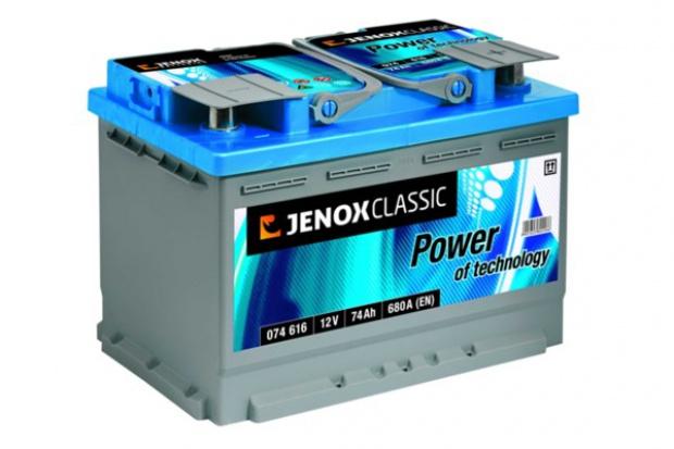 Jenox wprowadził do produkcji nowe akumulatory