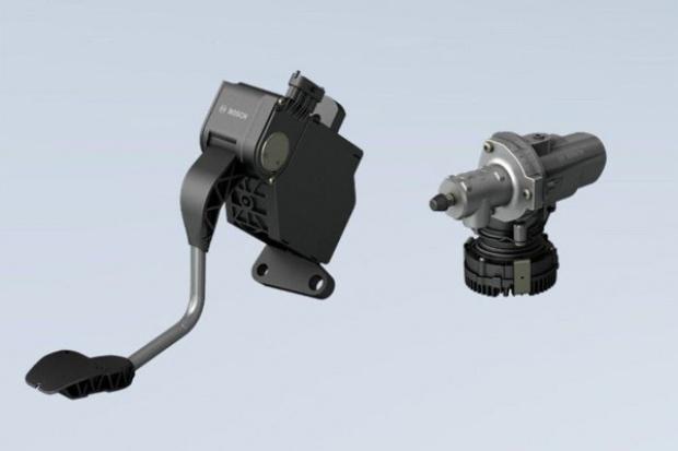 e-Clutch - Bosch przekonuje do elektronicznego sprzęgła