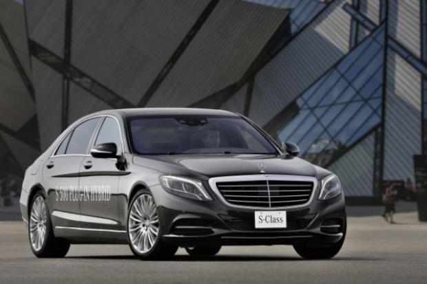 Mercedes Klasy (S) Energetycznej A+