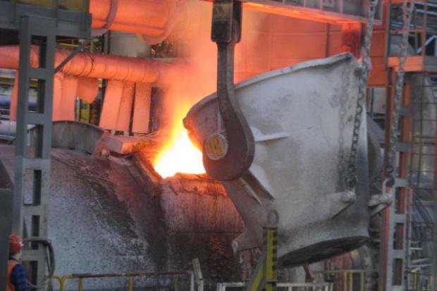 Produkcja stali w Europie wciąż spada