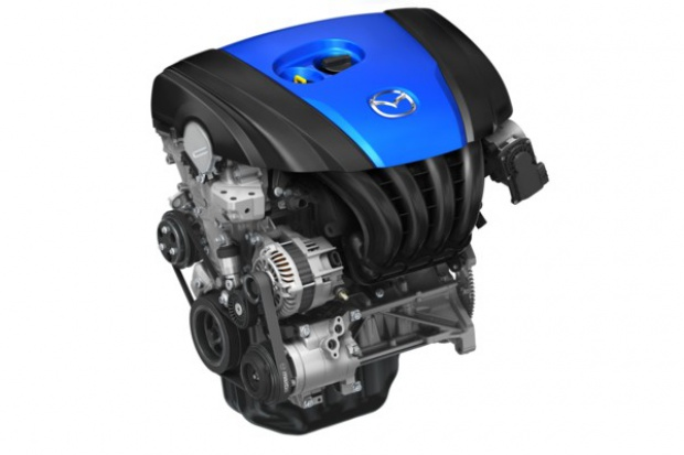 Mazda zwiększa produkcję silników SKYACTIV